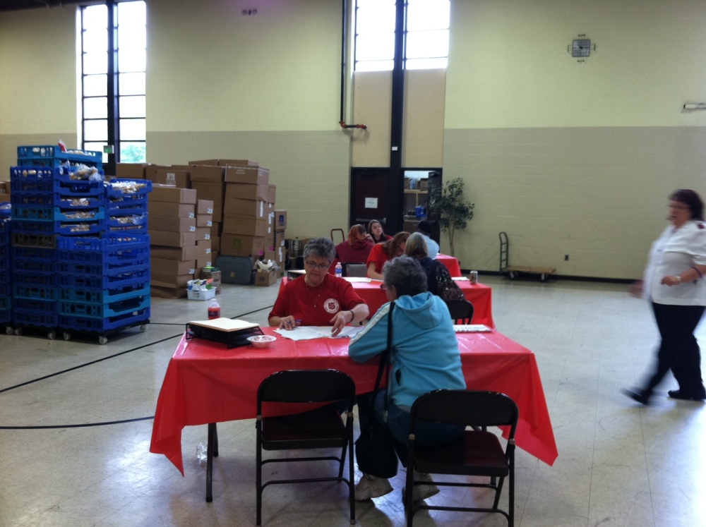 Day 5 of Emergency Disaster Services (EDS) Response - Wilkes-Barre, PA Area Flooding (3/3)